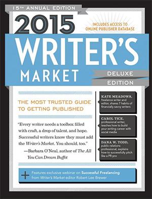 2015 Writers Market