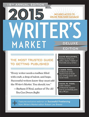 2015 Writers Market