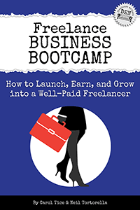 Freelance Business Bootcamp - the E-book