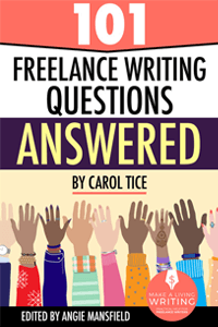 101 Freelance Writing Questions Answered